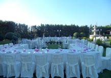 Matrimoni in Villa, Green wedding